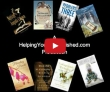 Video showcase of published books & authors