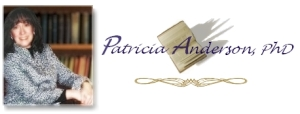 Freelance Professional Editor Patricia Anderson
